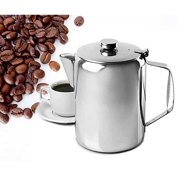 Restaurant Stainless Steel 500 ml & 1000 ml Teapot Kettle Pitcher Coffee Pot