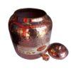 Pure Copper Volume (15 Litre), Water Pot Storage Water Tank