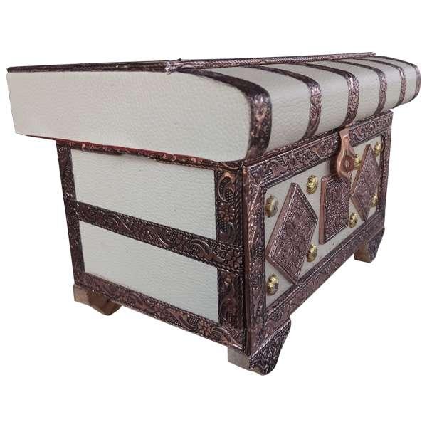 Pitari Rexin Jewellery Box