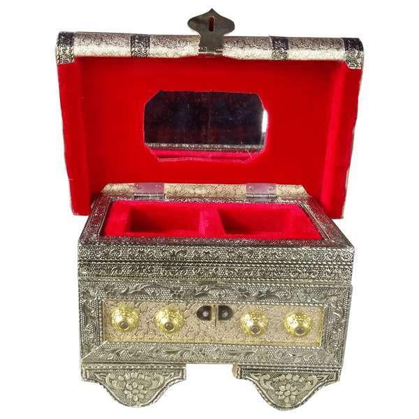 Pitari Antique Jewellery Box