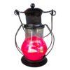 Lantern Candle Jili (Black)