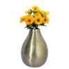 Decorative Nickel Brushed Vase