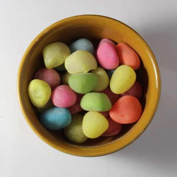 Multi-color Decorative Candy Stones 500gm