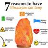 Health Care Himalayan Rock Salt Lamp
