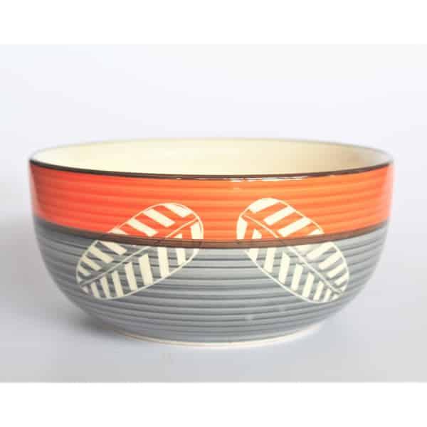 Ceramic Handmade Serving Bowl (Large)