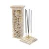 Wooden Incense Sticks or Candle Holder