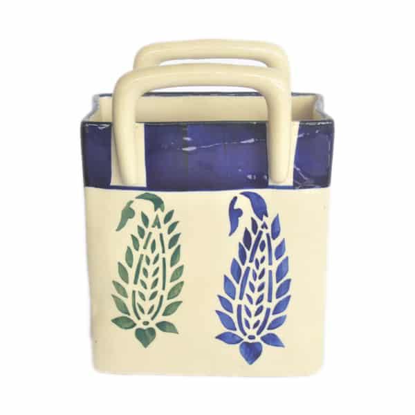 Designed Ceramic Cutlery Holder