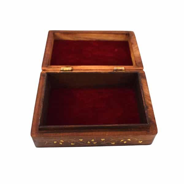 Wooden Handmade Jewellery Box/ Jewel Organizer
