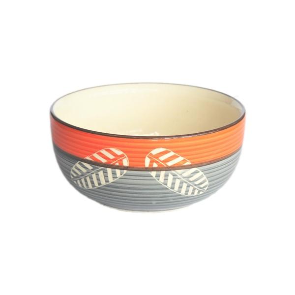 Handmade Ceramic Serving Bowl (Medium)