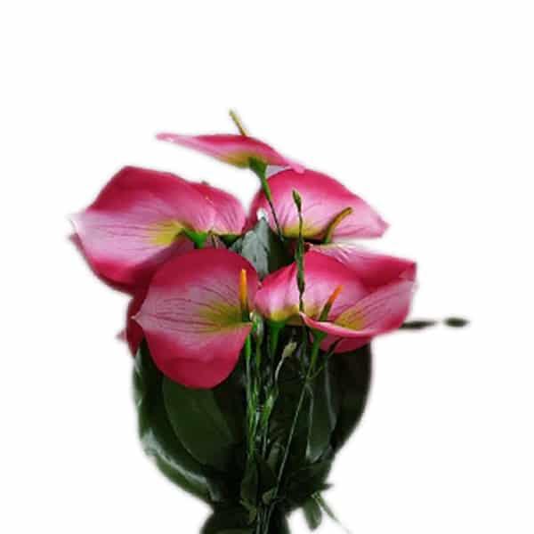 Colorful Decorative Lily Bouquet