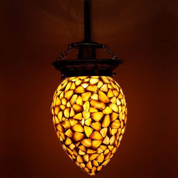 Antique Pendant Wall Light