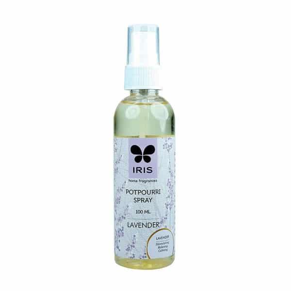 Potpourri Spray Lavender Fragrance, 100 ml