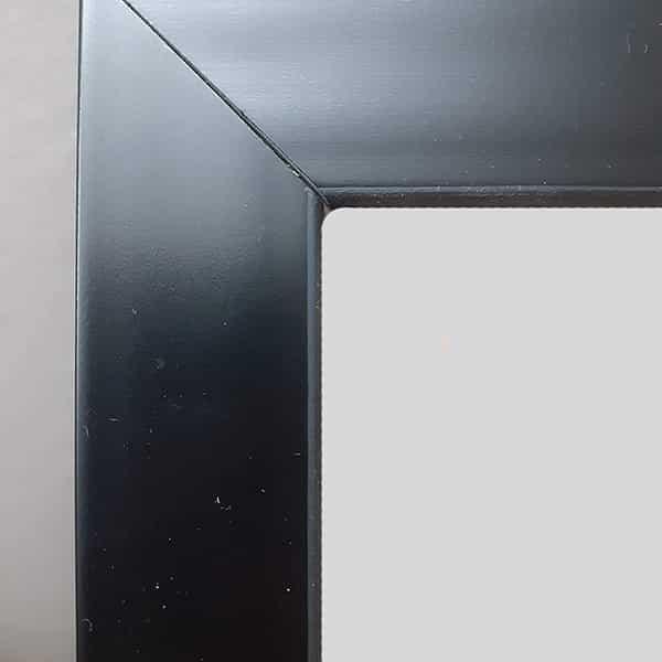 Rectangle Shaped Black Photo Frame (10 x 15 cm)